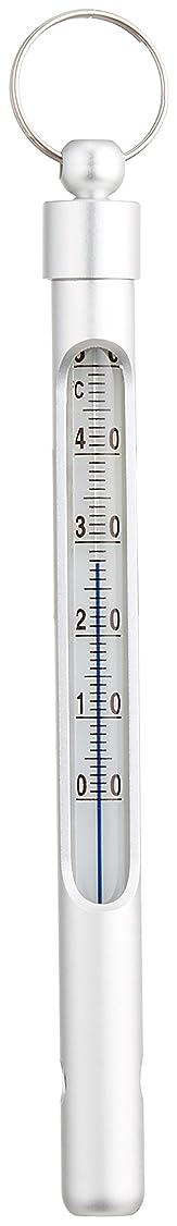 関係ないドループ退屈スミス(SMITH LTD) 温度計 水温計 アルミケース 127mm シルバー