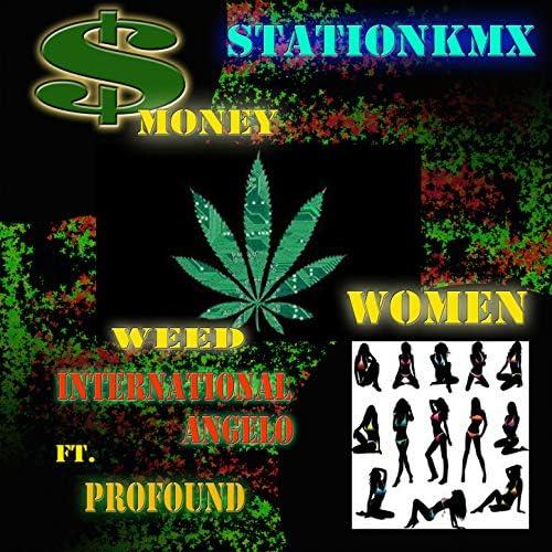 STATIONKMX, KMX & Kevin Spicer