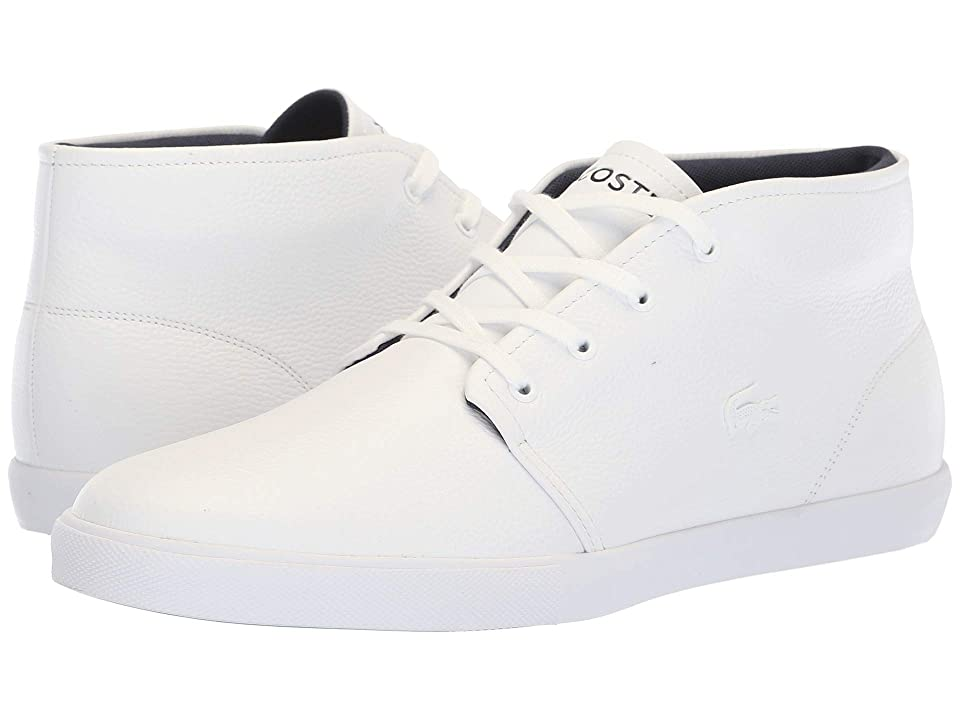 Lacoste Asparta 318 1 P (White/White) Men