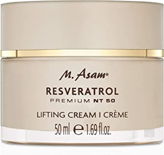 M. Asam, Reservatrol Premium NT50 Lifting Face Cream, For Smooth, Visibly Lifted and Youthful Skin -(50 ML)