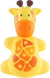 Flipper Animal World Toothbrush Holder, Giraffe