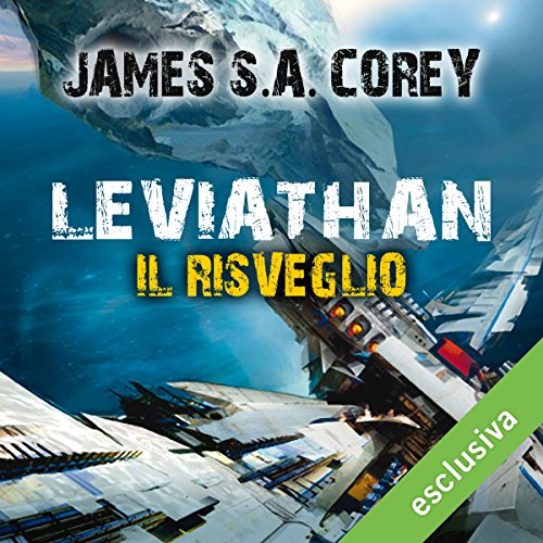 Leviathan. Il risveglio (The Expanse 1) Titelbild