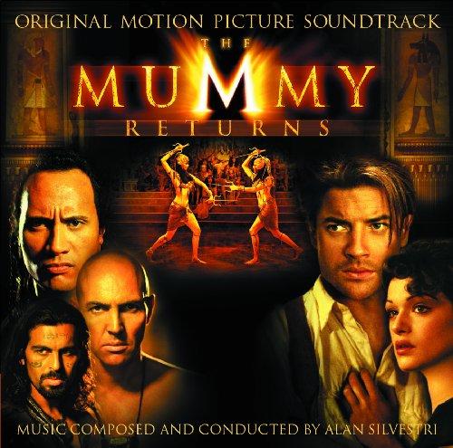 The Mummy Returns (Original Motion Picture Soundtrack)