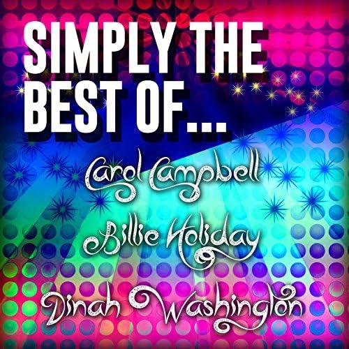 Carol Campbell, Billie Holiday & Dinah Washington