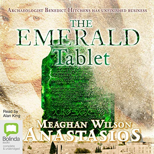 The Emerald Tablet cover art