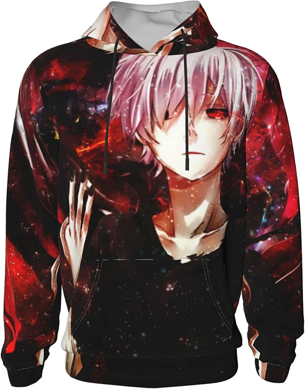 Large discharge sale Tokyo Ghoul Kaneki online shopping Ken Anime Hoodie Sweatshirt Boy girl Teens Lo