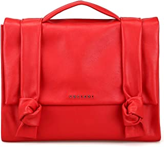 Luxury Fashion | Orciani Womens B02021LOTUSRED Red Briefcase | Spring Summer 19