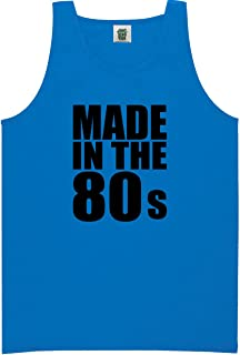 Made in The 80s Bright Neon Tank Top