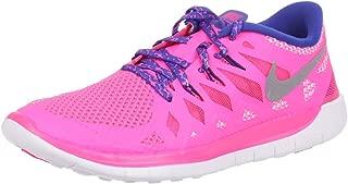 Nike Free RN Motion FK 2018 GS Running Training Shoes AH4847-5.5 US Black White 001