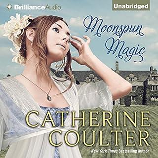 Moonspun Magic audiobook cover art