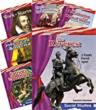 Teacher Created Materials - Reader's Theater: Early American History - 6 Book Set - Grades 4-7 - Guided Reading Level O - T