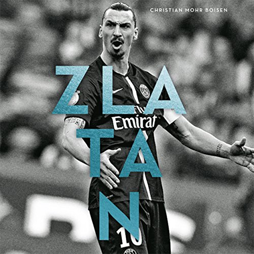 Zlatan audiobook cover art