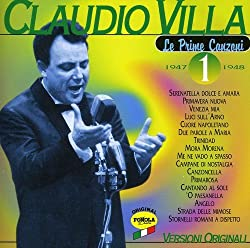 Claudio Villa Prime Canzoni 1