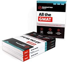 All the GMAT: Content Review + 6 Online Practice Tests + Effective Strategies to Get a 700+ Score (Manhattan Prep GMAT Strategy Guides) PDF