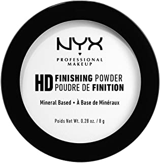 NYX PROFESSIONAL MAKEUP High Definition Powder, Translucent