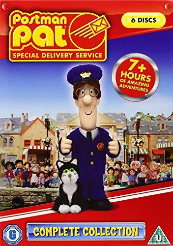 Postman Pat SDS Series 1 Complete Box Set 6 Disc (6 DVD) [Edizione: Regno Unito] [Import]