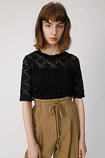 [マウジー] tシャツ WRINKLE LACE トップス 010CSH80-0680