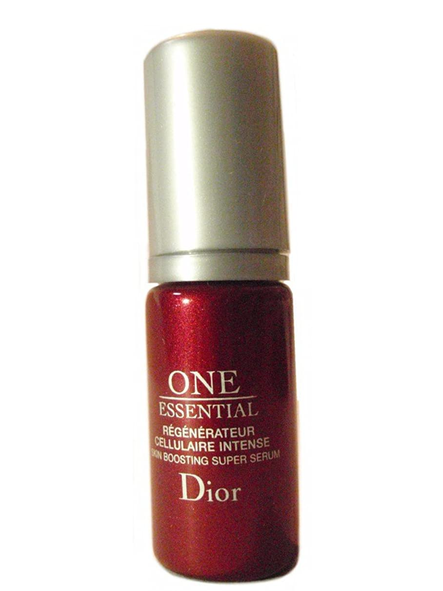 上がる宿泊推定Dior CAPTURE TOTALE One Essential Super Skin Boosting Serum 5 ml  [並行輸入品] (5ml)