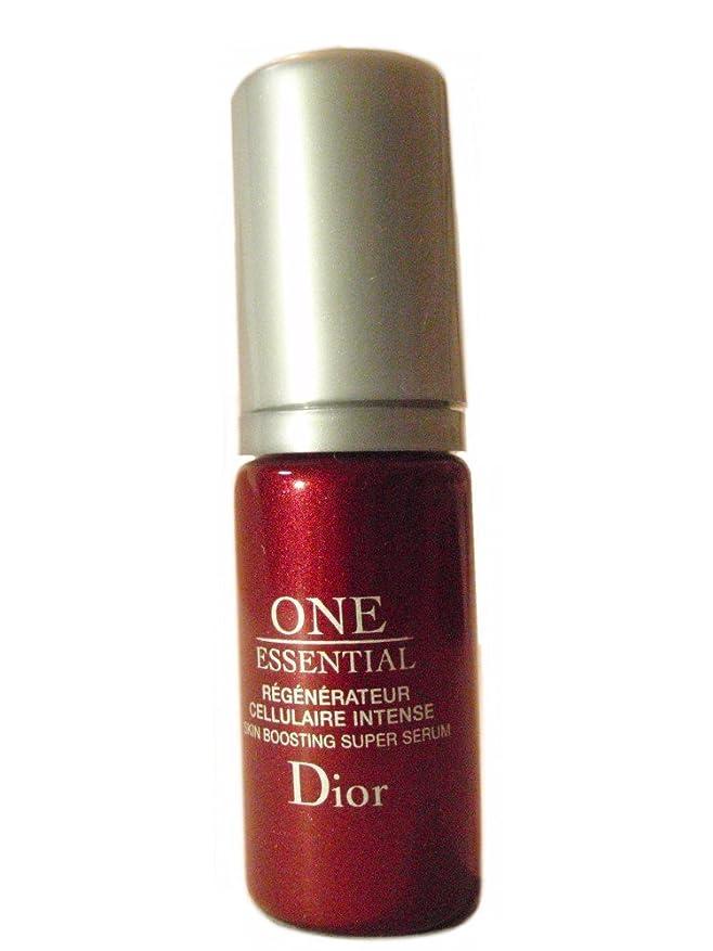 ドアミラーレオナルドダむき出しDior CAPTURE TOTALE One Essential Super Skin Boosting Serum 5 ml  [並行輸入品] (5ml)