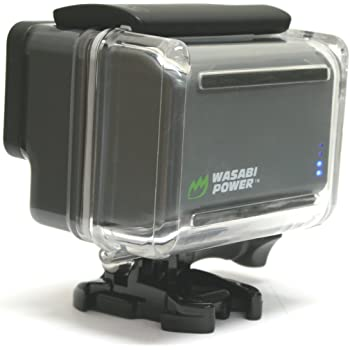 Wasabi Power Extended Battery for GoPro HERO