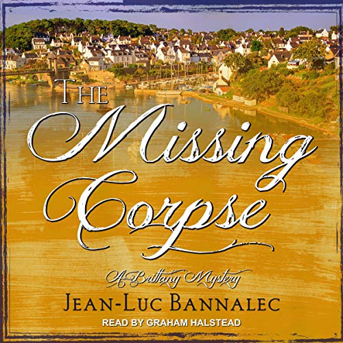 The Missing Corpse cover art