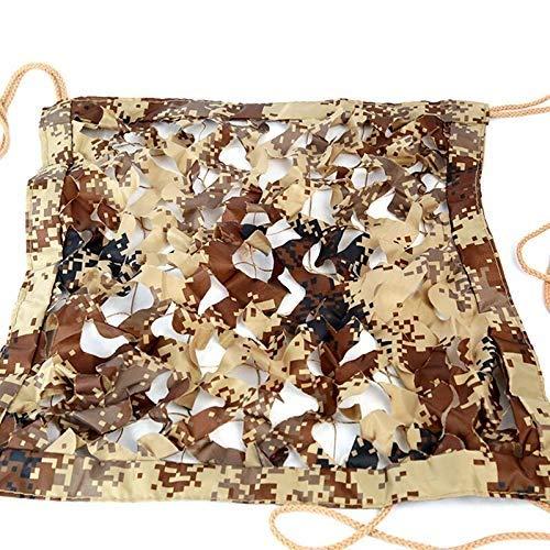 Balkon Schatten Net Oxford Tuch CS Spiel Tarnnetz Outdoor Dschungel Tarnnetz Pflanze Blume Schutznetz Auto Dekoration Net 5 Farbe 7 Größe Optional (Farbe : B, größe : 10 * 10m)