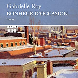 Page de couverture de Bonheur D'Occasion