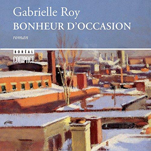 Bonheur D'Occasion audiobook cover art