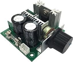 HiLetgo 12V~40V 10A PWM DC Motor Speed Control Switch Controller Voltage Regulator Dimmer for Arduino