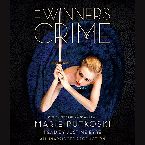 The Winner's Crime audiobook cover art