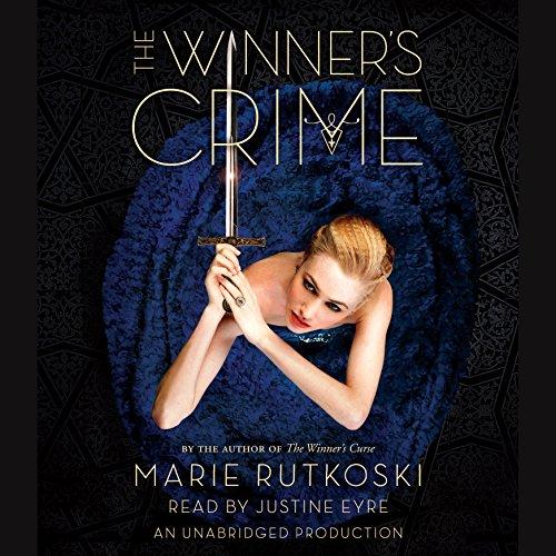 Page de couverture de The Winner's Crime