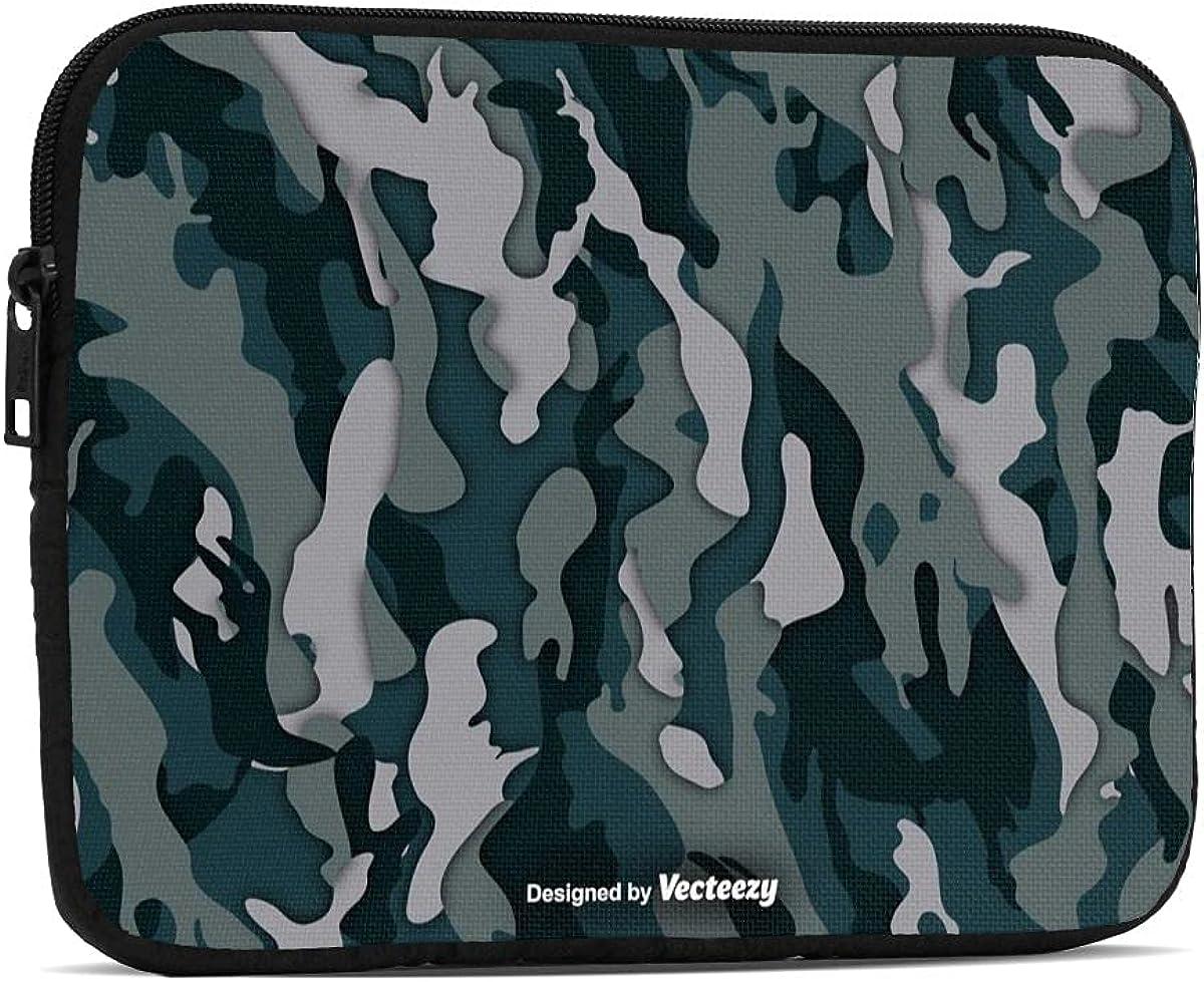 Nashville-Davidson Mall Import Camouflage iPad Mini Case 5 Tablet Sleeve Shockproof