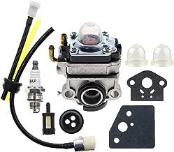 AUTOKAY Carburetor Carb for Homelite Ryobi RY34426 RY34007 C430 X430 30cc String Trimmer