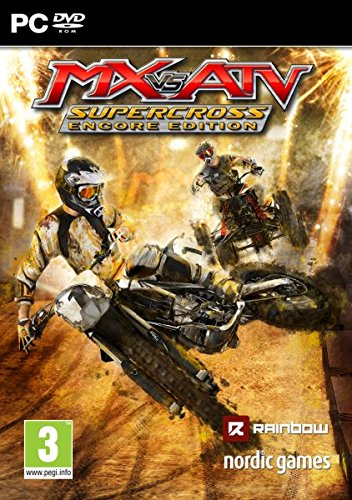 Mx Vs. Atv Supercross Encore Pc- Pc