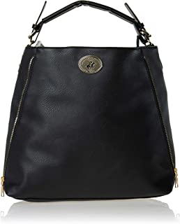 Beverly Hills Polo Club Handbag for Women-Black