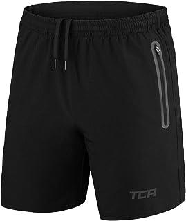 Men's Elite Tech Lightweight Running or Gym Training Shorts with Zip Pockets