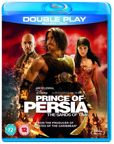 Prince of Persia: The Sands of Time Double Play (Blu-ray and DVD) [UK Import]