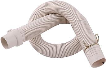 uxcell 洗濯機排水ホース 延長 排水管 延長ホース 洗濯機専用 交換用 延長ホースキット PVC ワッシャー 廃水 パイプ コネクタ 洗濯機 排水ホース 80cm