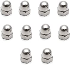 SNG583 25 Qty 1//2-13 SAE 304 Stainless Steel Coarse Thread Finished Hex Nuts