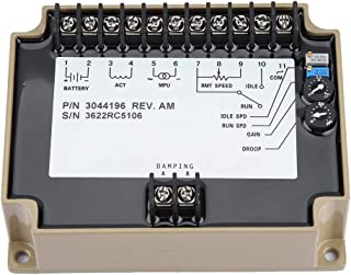 Best electronic governor controller Reviews