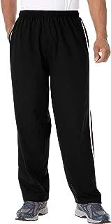 Men's Big & Tall Striped Lightweight Sweatpants