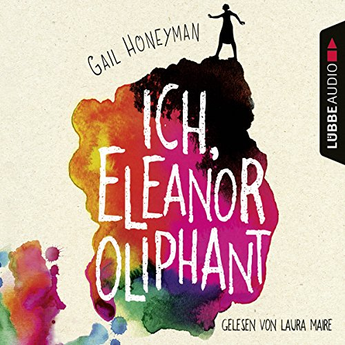 Ich, Eleanor Oliphant audiobook cover art