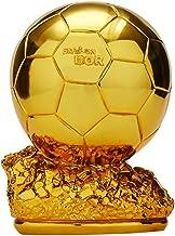 2020 Golden Globe Voetbal trofee voetbal Cup Fan memorabilia ambachten ornamenten Model hars replica's Anti-corrosie niet ...