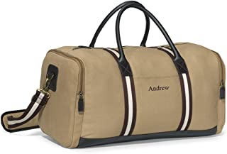 personalized duffle bags