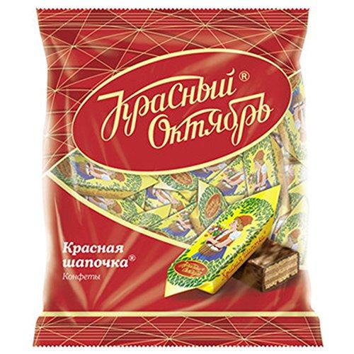 Pralinen Krasnaya Shapochka 3er Pack (3 x 250g) russisches Konfekt