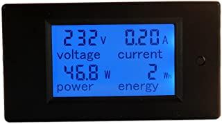 bayite AC 80-260V 100A BAYITE-PZEM-061 LCD Display Digital Current Voltage Power Energy..