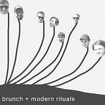 Brunch / Modern Rituals Split EP