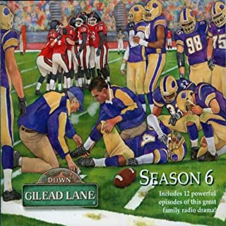 Down Gilead Lane, Season 6 audiobook cover art