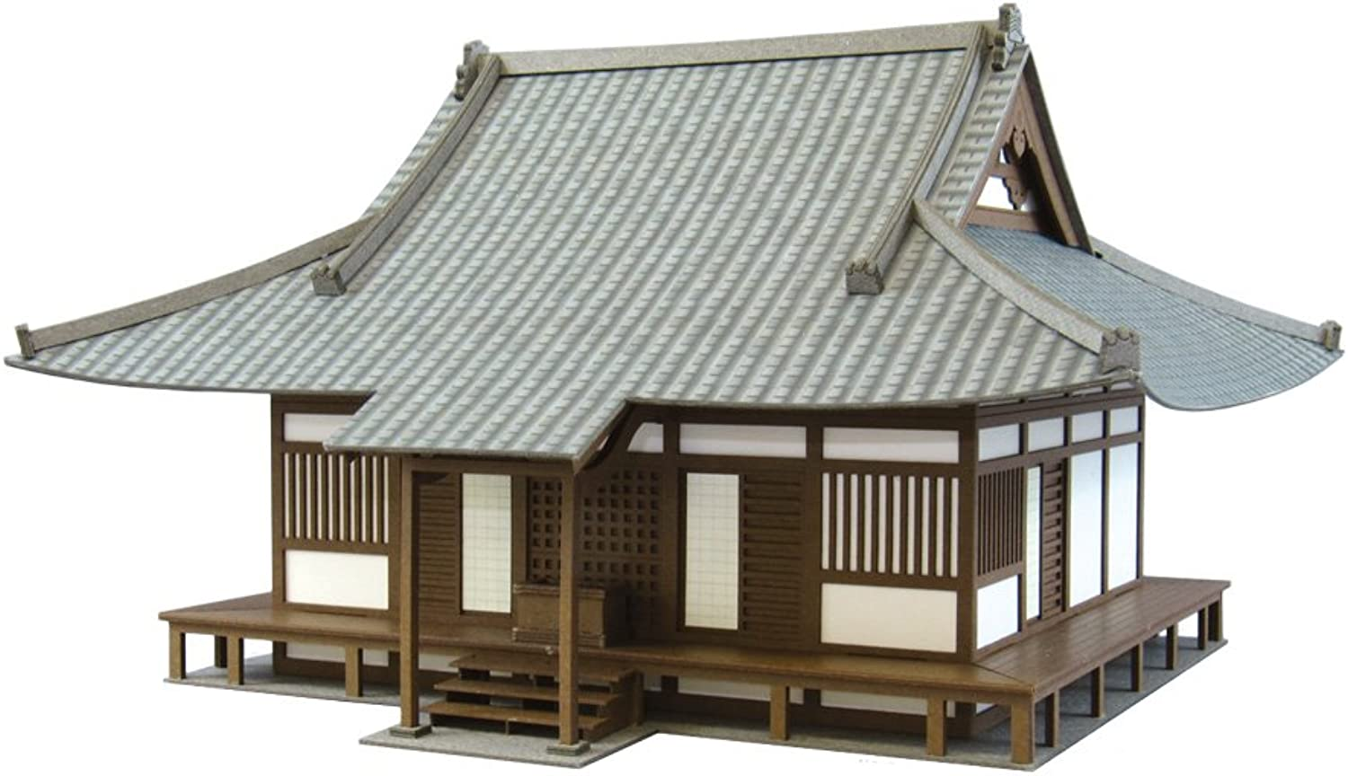 Miniatuart Visual Scene Series   Shrines 2 (Assembly Kit) (Paper Craft)