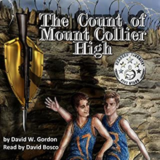 The Count of Mount Collier High audiobook cover art